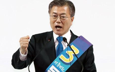 14만 2343표 호남의 선택 이변 없었다, 문재인 대세론 확인