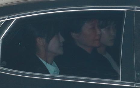 최순실 국정농단의 최후  박근혜의 운명, 판사 결정만 남았다