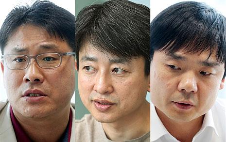 """""""사장은 아직 박근혜  이대로는 개혁 못해"""""""