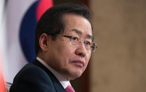 '김대중·노무현' 독설  홍준표의 전략적 판단
