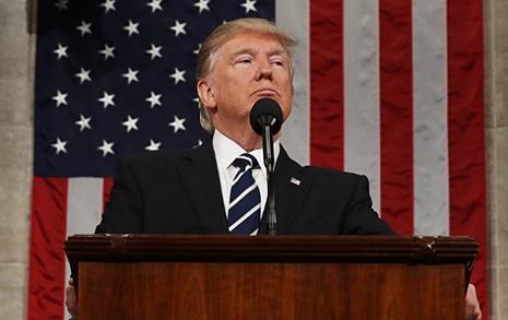 """트럼프 """"한국, 10억 달러 내라""""  '사드 폭탄'에 문-안 엇갈린 운명"""