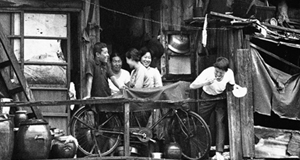 일본인의 눈으로 본  60년대 청계천 모습