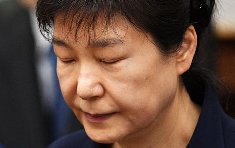 """""""박근혜 재판 논리라면  살인범 엄마도 책임"""""""