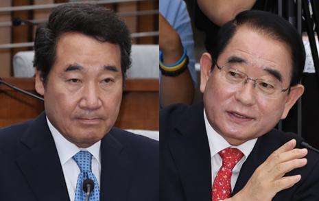 """한국당 """"적폐청산? 정치 보복""""  이낙연 """"사람 해코지 안 한다"""""""