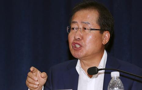 홍준표·이철우 '탄핵' 암시  자유한국당의 '막말정치'