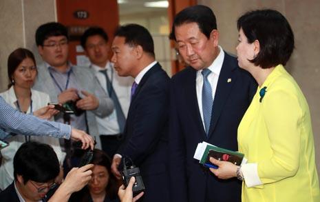 '문준용 특혜 의혹'  조작 당원은 안철수의 제자
