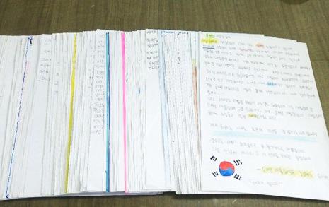 '친절한 정숙씨'가 답장한 '초등학생 편지' 이겁니다