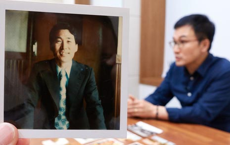 """""""<택시운전사> 김사복은  내 아버지...  사진 공개합니다"""""""