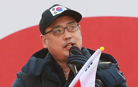 'MB국정원'이 변희재에 밀어준 광고액 '4억'