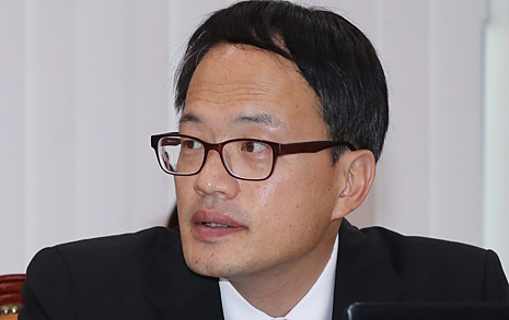 '박근혜 법제처' 묵인에  버럭한 박주민 의원