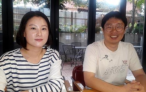 """바레인 활동가 호소  """"한국 최루탄 막아달라"""""""
