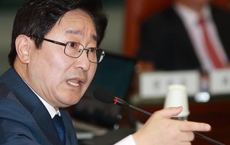 """'박주원 의혹'에 박범계가 """"이상하다"""" 말한 까닭"""