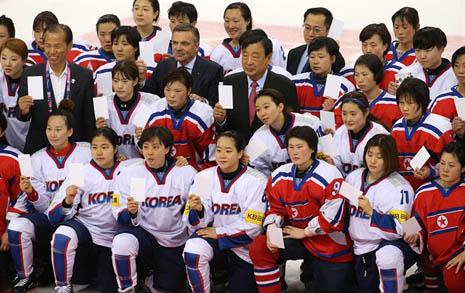 남북한 올림픽 단일팀 지금껏 없었던 이유