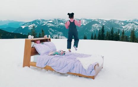 한 생활용품 기업이 만든  올림픽 광고의 '비밀'