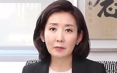 """'나경원 청원' 20만 돌파 조직위 """"명예훼손 사유"""""""