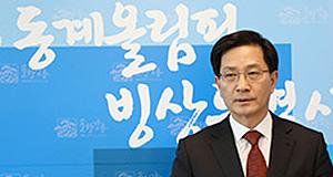 """""""단 1초라도..."""" 최명희 시장 한국당 탈당 막전막후"""