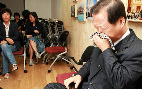 """대운하 반대했다 옥살이  최열 """"MB와 임무교대해야"""""""