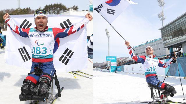 신의현, 사상 첫 패럴림픽 금메달