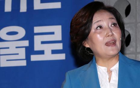 """""""가장 사랑받는  첫 여성 서울시장 될 것"""""""