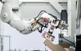 애플의 아이폰 분해 로봇 '데이지'