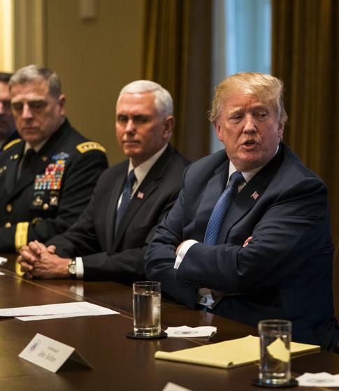 """트럼프, 북미정상회담 취소  """"회담 개최 지금 부적절하다 마음 바뀌면 전화·편지하라"""""""