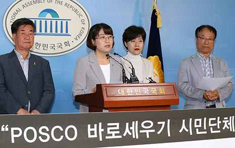'변양균'이 포스코 회장  선출 의혹에 등장한 이유