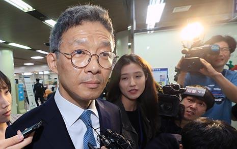 서지현 검사 법정 출석, '인사불이익' 직접 증언