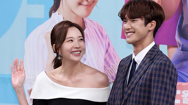 '사생결단 로맨스' 윤주희-김진엽, 웃음남녀