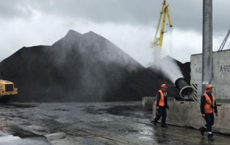 북한산 석탄 화물선 억류? 중국·일본은 안 보이나