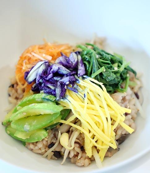 문재인의 비빔밥, 영조의 탕평채