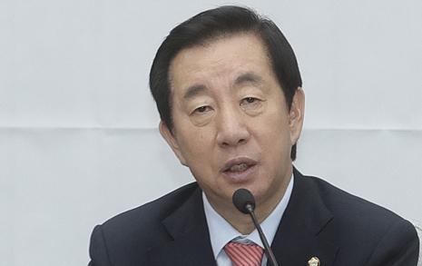 """김성태 """"'노무현 시즌2' 문 대통령,  NLL 확실히 포기"""""""