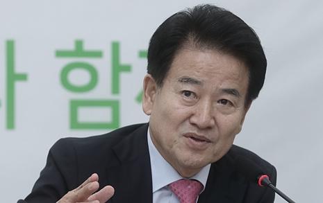 """정동영 """"보수야당 불참, 북 '속좁게 왜 그러냐'고"""""""