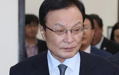 """'혜경궁 김씨' 대해 묻자  이해찬 """"이러지 마세요"""""""