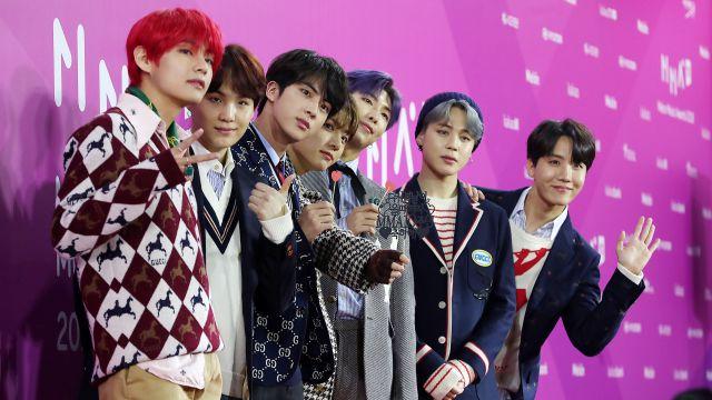 '멜론' 방탄소년단, 한국에서 보니 더 반가워!