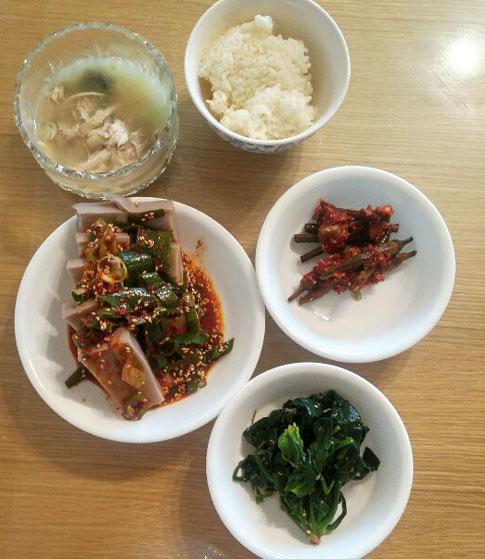 4인가족 한 달 식비가  45만원, 김치만 먹냐고요?