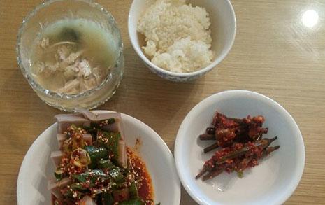 4인가족 한달 식비 45만원, 김치만 먹냐고?