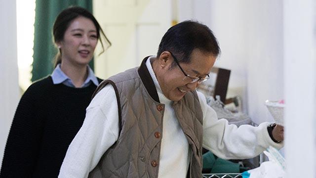 '홍카콜라' 개국 한달 기념 생방송