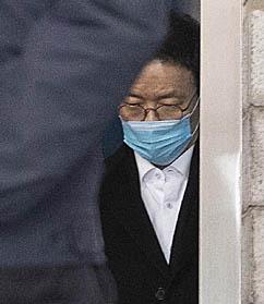 '서지현 미투'  안태근 법정 구속