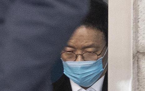'서지현 미투' 완패한 안태근 1심서 법정구속