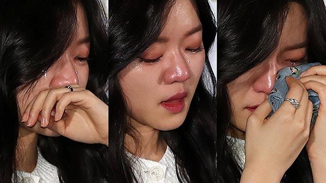 '항거 : 유관순 이야기' 고아성, 뜨겁고 죄송스런 마음