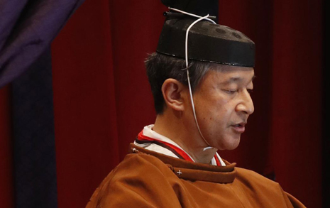 나루히토 일왕이 아베 견제? 너무 나간 한국언론