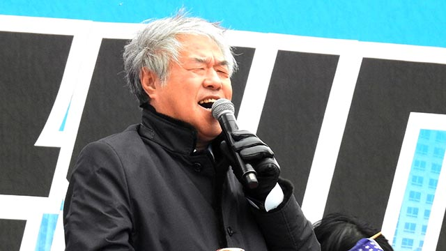 대규모 집회 강행 전광훈 '야외에선 감염 없다' 주장