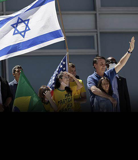 극우는 왜 마스크를 안 쓸까  '코로나 2위' 브라질의  비극