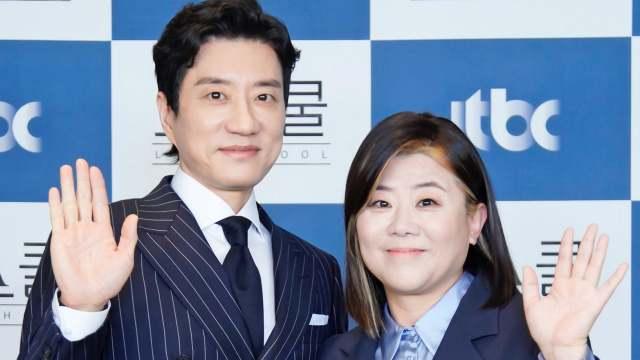 '로스쿨' 김명민-이정은, 몰입감 쌍두마차