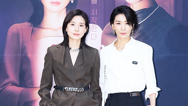 '마인' 이보영-김서형, 압도적인 분위기