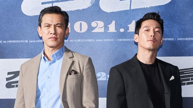 '강릉' 유오성-장혁, 섬세한 남자들