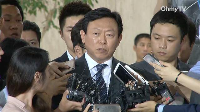 [전체보기] 신동빈 롯데그룹 회장 입국 기자회견