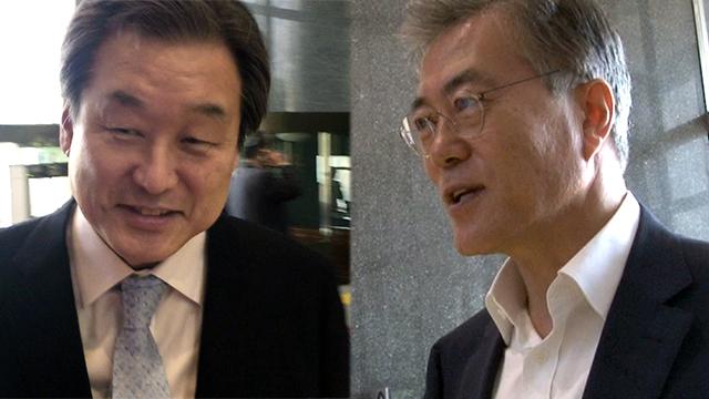"""""""비례대표 축소 반대!"""" 정의당 농성 돌입... 김무성-문재인 반응은?"""
