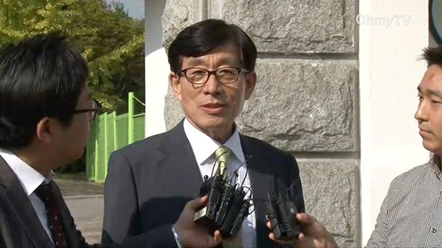 [전체보기] 원세훈 전 국정원장, 보석 석방 현장