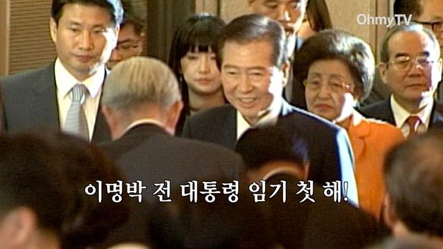이명박 임기 첫 해, 김대중이 남긴 남북관계에 대한 예언